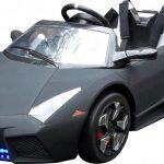 רכב ממונע Lamborghini למבורגיני 12V קטן 2