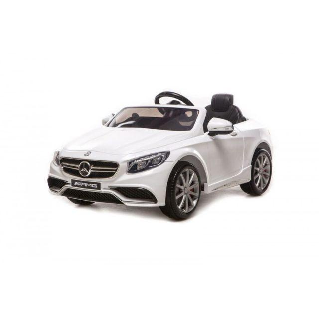 רכב ממונע 12V מרצדס S63 AMG Mercedes 2