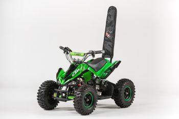 טרקטורון שטח חשמלי 36V ETM 350R לילדים TIGER MOTORS מנוע בראש