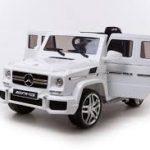 גי'פ ממונע 12V מרצדס G63 AMG Mercedes קטן 2