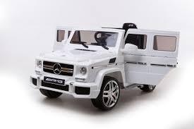 גי'פ ממונע 12V מרצדס G63 AMG Mercedes 2