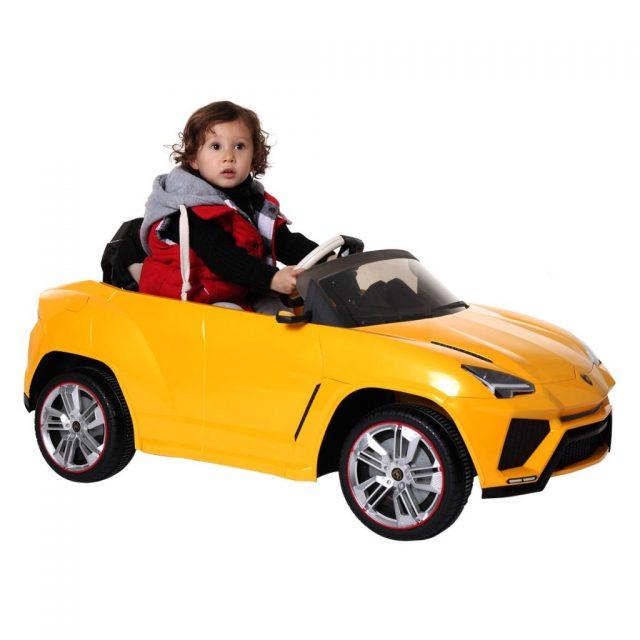 רכב ממונע Lamborghini 12V למבורגיני 3