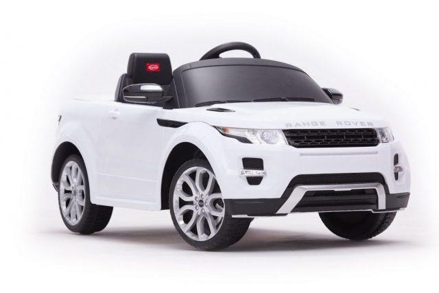 רכב ממונע 12V Range Rover ריינג' רובר 1