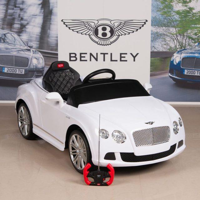 רכב ממונע Bentley GTC 12V בנטלי 2