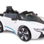 רכב ממונע 12V BMW I8 קטן