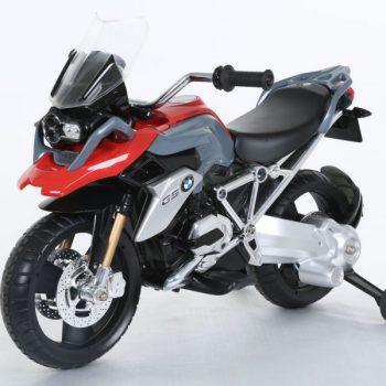 אופנוע חשמלי לילדים 12V BMW R1200 GS מבית EGST