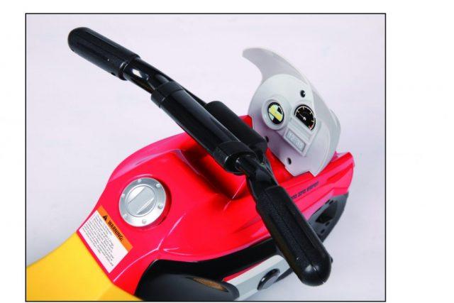 אופנוע חשמלי לילדים 6V דגם JUCK גו'ק 1