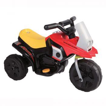 אופנוע חשמלי לילדים 6V דגם JUCK גו'ק