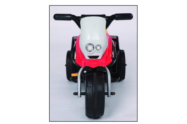 אופנוע חשמלי לילדים 6V דגם JUCK גו'ק 3