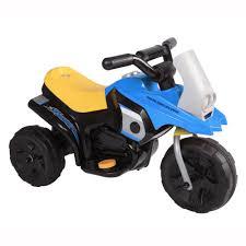אופנוע חשמלי לילדים 6V דגם JUCK גו'ק 4