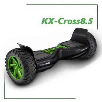 הוברבורד שטח קוואסאקי KX-CROSS 8.5