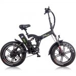 אופניים חשמליים Kalofun Master Full 48V 15.6AH קטן 1