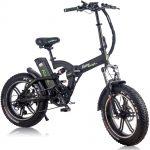 אופניים חשמליים Kalofun Master Full 48V 15.6AH קטן 2