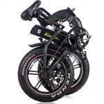 אופניים חשמליים Kalofun Master Full 48V 15.6AH קטן 3