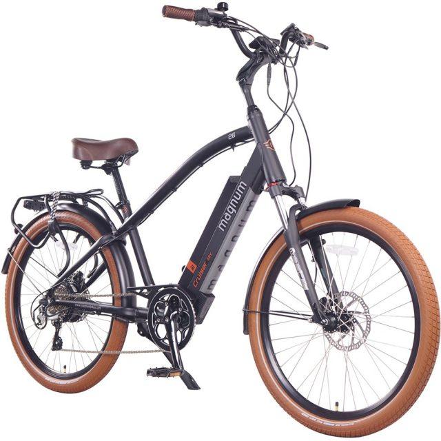 אופניים חשמליים מגנום קרוזר 48V/13AH 3