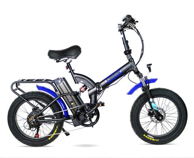 אופניים חשמליים מתקפלים RAINBOW FATTY HD MAG 48V 2