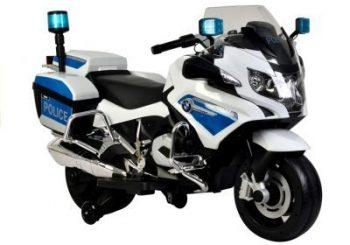 אופנוע חשמלי דמוי 12V BMW R1000