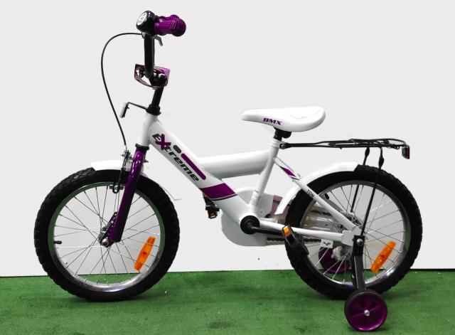 """אופני לילדים BMX Extremet גלגל 16"""" 3"""