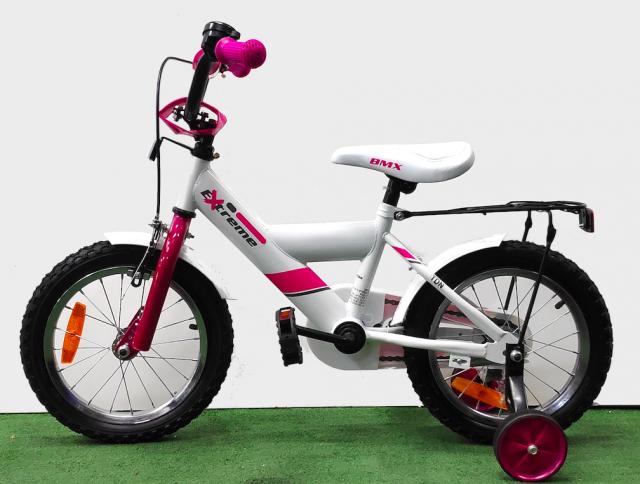 """אופני לילדים BMX Extremet גלגל 14"""" 1"""