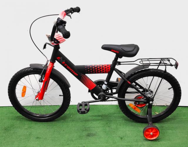 """אופני לילדים BMX Extremet גלגל 18"""" 2"""