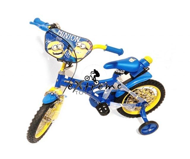 אופני מיניונים קטן