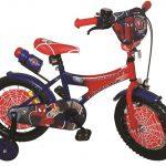 """אופניים לילדים ספיידרמן במידה 12"""" קטן 1"""