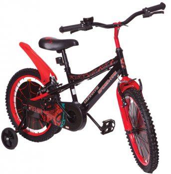 """אופניים ליילדים של ספיידרמן מידה 18"""" אינץ"""""""