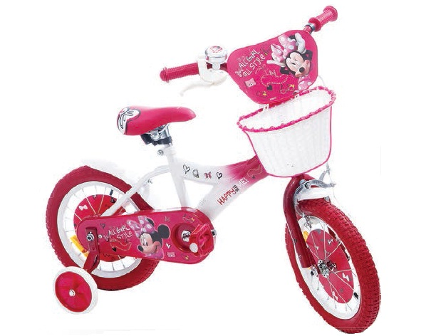 אופני מיקי מאוס