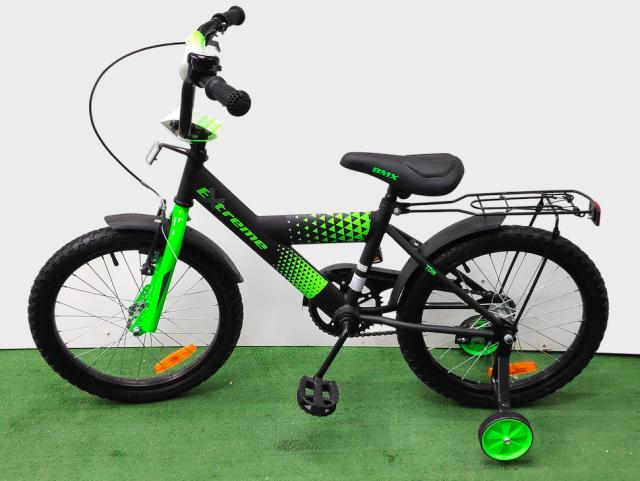 """אופני לילדים BMX Extremet גלגל 18"""" 1"""