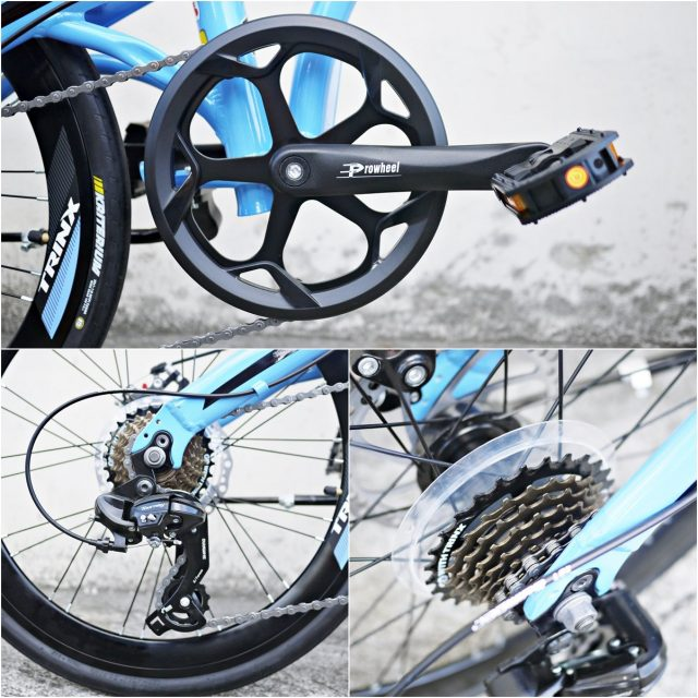 אופני DOLPHIN 4