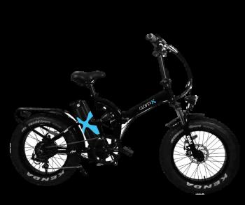 אופניים חשמליים clover שיכוך מלא + בולם אוויר