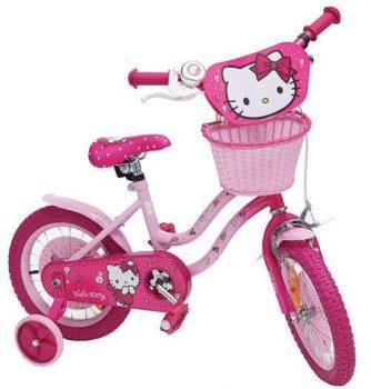 אופני הלו קיטי מידה 18