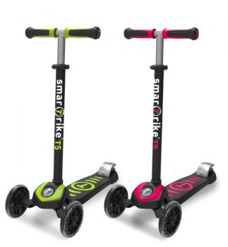 סקוטרים T5 scooter ירוק / סגול