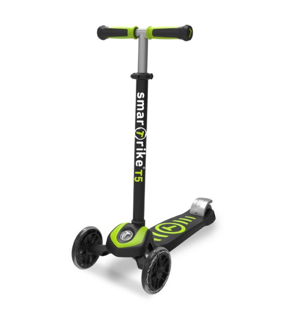 סקוטרים  T5 scooter ירוק / סגול 5