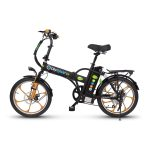 Greenbike CITY HYBRID 48V 10AH קטן 5