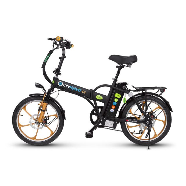 Greenbike CITY HYBRID 48V 10AH 5