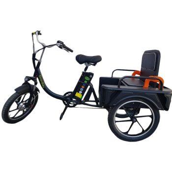 תלת אופן Greenbike MX2001DC 48V 15AH