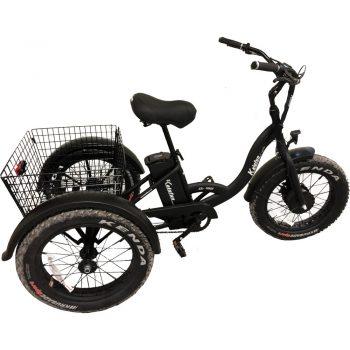 תלת אופן חשמלי 48 וולט Kalofun 3Cycle Fat Bike