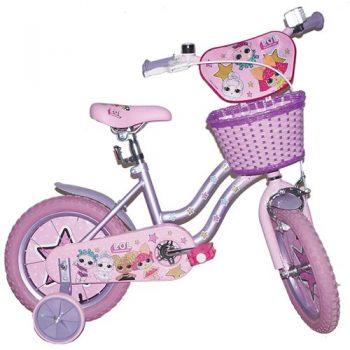 """אופניים של הדמויות האהובות LOL מידות 14,16"""" אינץ"""""""