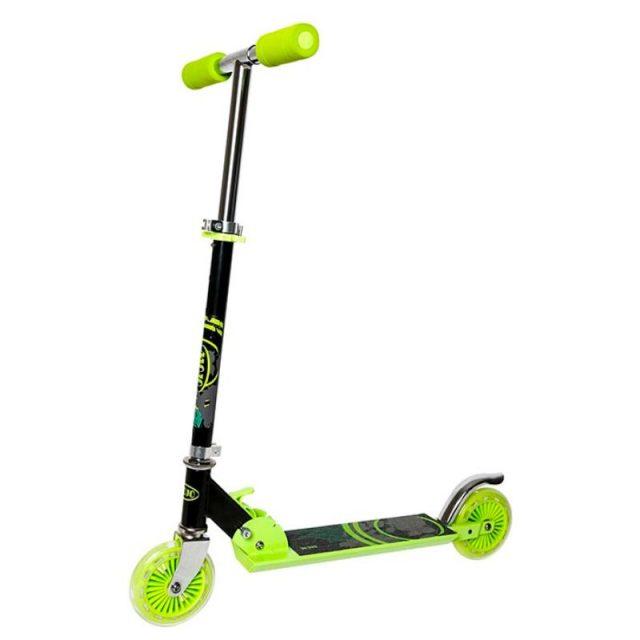 קורקינט 2 MOJO גלגלים אלומ' ירוק 1