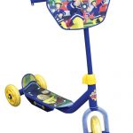 קורקינט 3 גלגלים לילדים של סמי הכבאי-Fireman Sam קטן 1