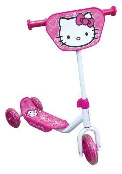 קורקינט 3 גלגלים של המותג  הילו קיטי hello kitty
