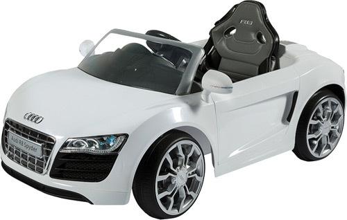 Audi R8 Spyder לילדים 12v 2