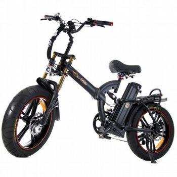 אופניים חשמליים גלגלי בלון 55v 20ah אמפר One Bike 2020