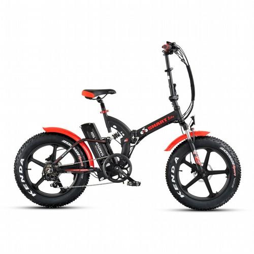 אופניים חשמליים ביג פוט 48V עם שיכוך מלא Smart Bike Big Foot Hybrid 1