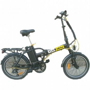 אופניים חשמליים 36 וולט 10 אמפר TLV eBike