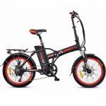 אופניים חשמליים מתקפלים Smart Bike Uforce 48V קטן 1