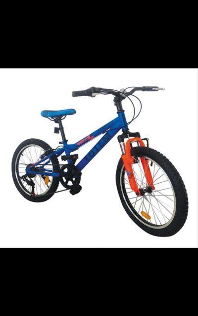 """אופני הרים totem (במגוון צבעים) 20 אינץ"""" 7 הילוכים 1"""