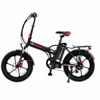 אופניים חשמליים  10AH 48V גלגלים עבים 3 אינץ Smart Bike M3