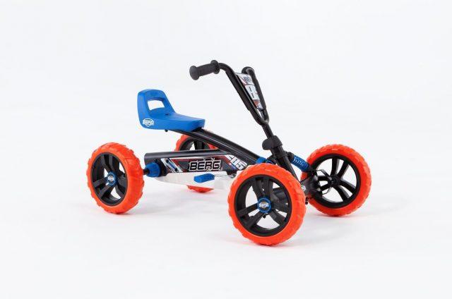 מכונית באגי פדלים -לילדים BERG- Buzzy Nitro 1